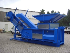 Europress mobile conveying